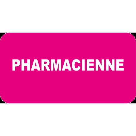 Badges pour pharmaciens. Pince épingle ou aimanté. Nombreuses déclinaisons