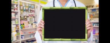 Panneaux / Pancartes / Tableaux pour pharmacies